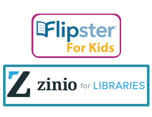 Flipster and Zinio