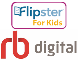 Flipster and RBdigital (formerly Zinio)
