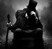 Image of Abraham Lincoln, vampire hunter
