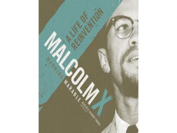 Malcolm X book cover