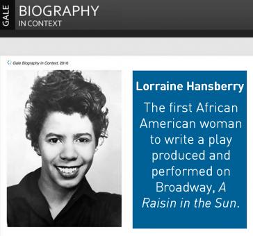 Lorraine Hansbarry