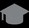 graduate's hat