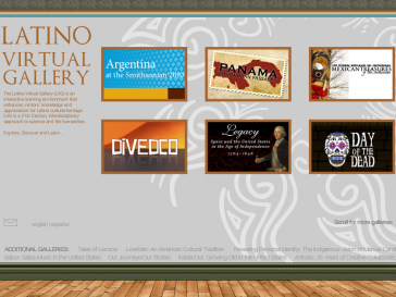 Latino Virtual Gallery