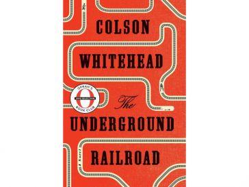 Underground Railroad (book cover)