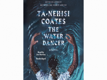 Water Dancer book cover