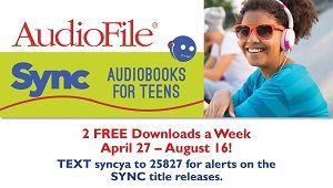 SYNC free audiobooks