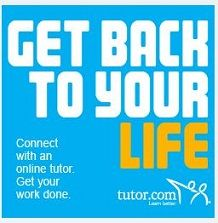 get your life back with tutordotcom