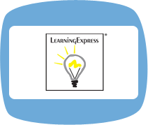 Lightbulb image with LearningExpress text