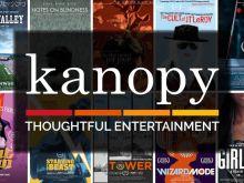 Image result for kanopy logo image