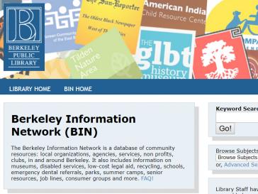 Berkeley Information Network