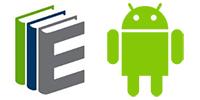 SimplyE Logo next to the Adnroid Logo